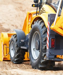 Minute by minute, day by day, your construction machinery tires are exposed to sharp objects and wear and tear. Nails, screws, scrap metal, wood splinters,